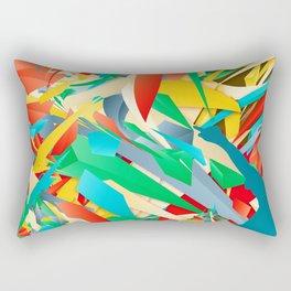 Slide Tackle | Soccer | I Love This Game Rectangular Pillow