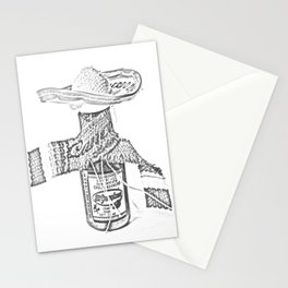 Hot Sauce - Chile Habanero Stationery Cards