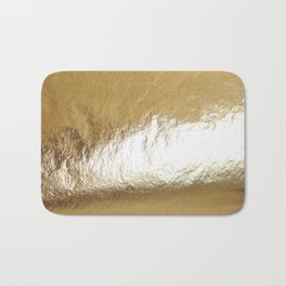 Gold Foil Bath Mat