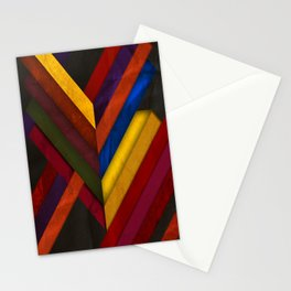 Abstract #279 Stationery Cards