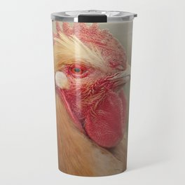 The Wise old Hen Travel Mug