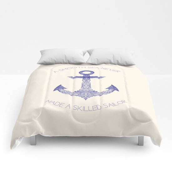 Smooth Sea Comforters