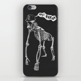 Hey! FREAK iPhone Skin