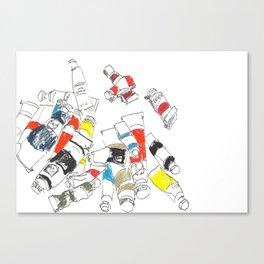 atelier II Canvas Print
