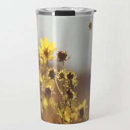 The sunbathers Travel Mug