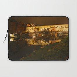 Ponte Vecchio Laptop Sleeve