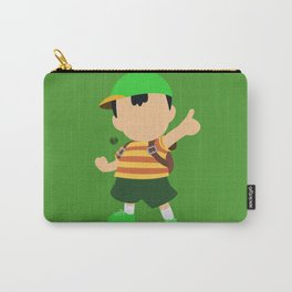 Ness(Smash)Green Carry-All Pouch