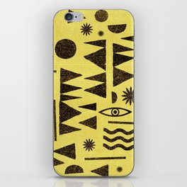 Tangential Paralysis. iPhone Skin