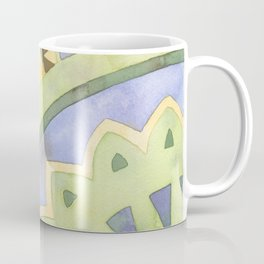 Mandala Circus1 Coffee Mug