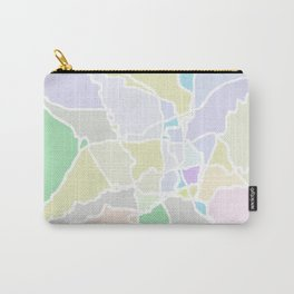 Pathways abstract art Carry-All Pouch