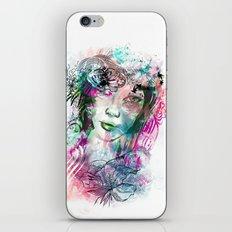 Bride2 iPhone & iPod Skin