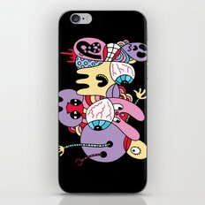 & What? iPhone & iPod Skin