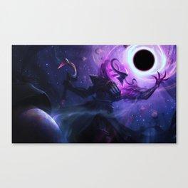 Dark Star Thresh League Of Legends Canvas Print