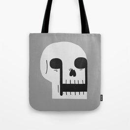Somber Melody Tote Bag