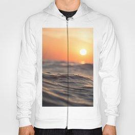Sunset Wave Hoody