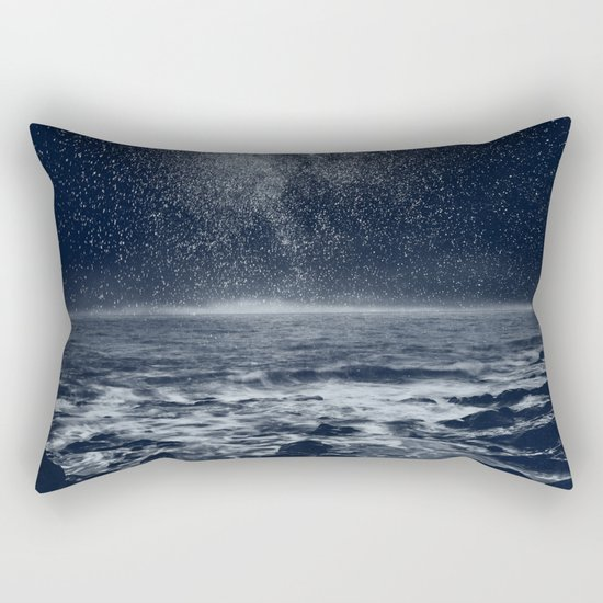 the Dreaming Ocean Rectangular Pillow