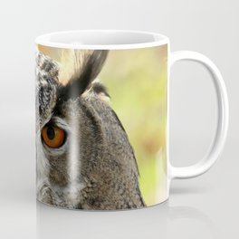 Eurasian eagle owl Coffee Mug