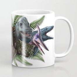 Jurassic World Coffee Mug