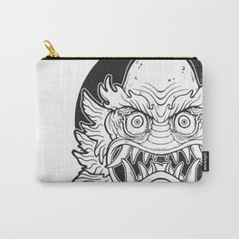 Oni from the Black lagoon Carry-All Pouch