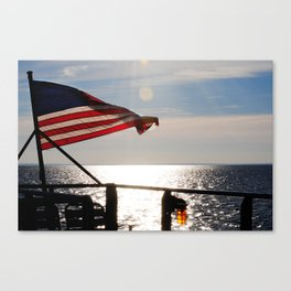 One Nation Canvas Print