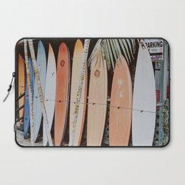 lets surf ii Laptop Sleeve