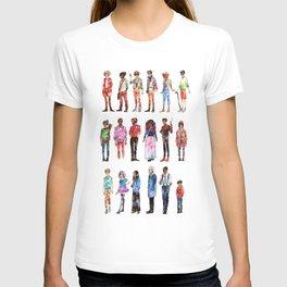 Les miserables T-shirt