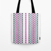 kilim Tote Bags featuring Kilim by 603 Creative Studio