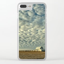 Spectacular Skies 2 Clear iPhone Case