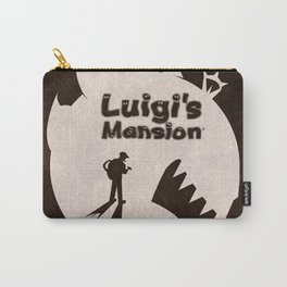 Vector Luigi's Mansion Carry-All Pouch
