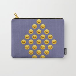 Smiles Carry-All Pouch