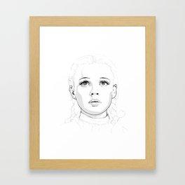Dorothy - Innocence Lost Framed Art Print