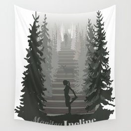 Manitou Incline Wall Tapestry