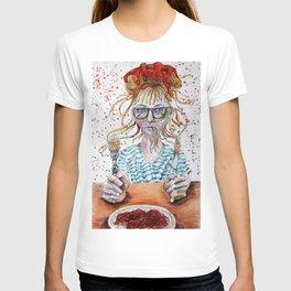 Spaghetti Girl T-shirt