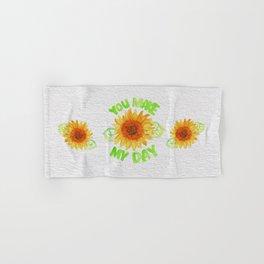 You Made My Day Hand & Bath Towel