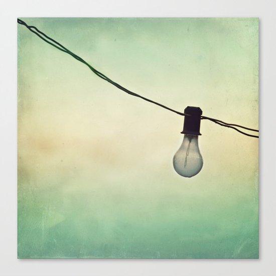 Dreams & Ideas  Canvas Print