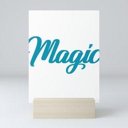 Science Make Your Own Magic Scientist Mini Art Print