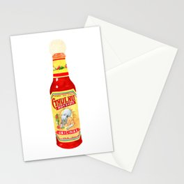 Cthulhu Hot Sauce Stationery Cards
