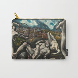 El Greco, Laocoon, 1610 Carry-All Pouch