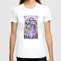 mucha T-shirts featuring Mucha Goodra by daftmue