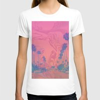 california T-shirts featuring California by Cale potts Art