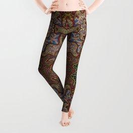 Texture Parade Leggings