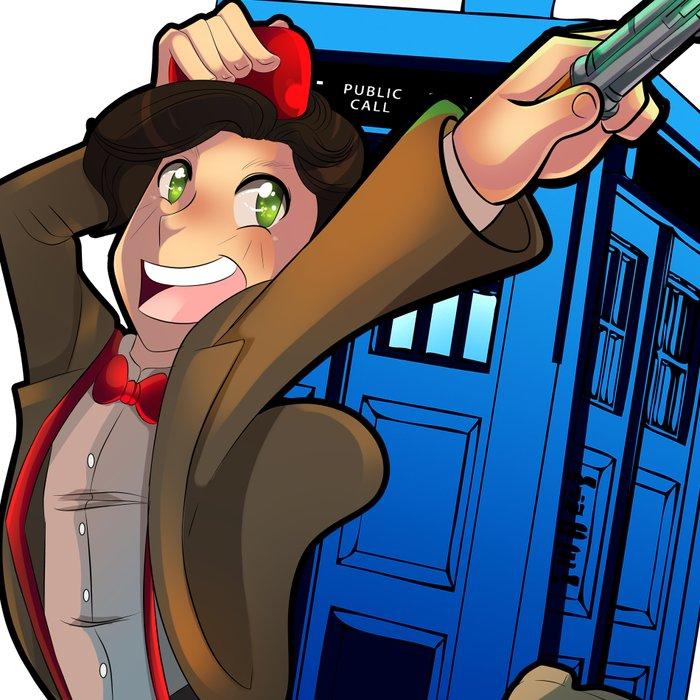 Doctor Who Leggings