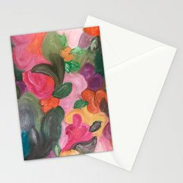 Flower World Stationery Cards