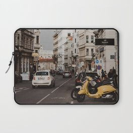 The streets of Vienna Laptop Sleeve