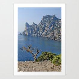 Crimea Art Print
