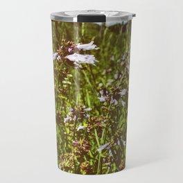 Roadside Flowers • Appalachian Trail Travel Mug