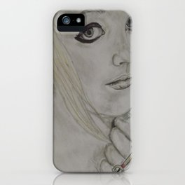 Scene Girl - Krista Rae iPhone Case