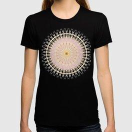 Gold Rose Mandala T-shirt