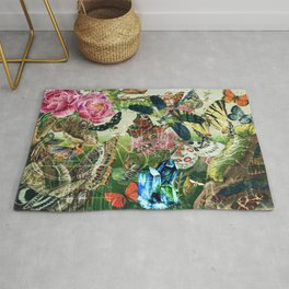 The Cabinet of Curiosities Rug