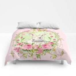Spring Bunny Comforters